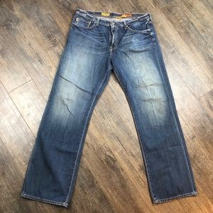AG Adriano Goldschmied THE HERO Jeans 38x32
